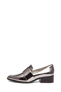3.1 phillip lim Quinn Loafer in Metallics - Forward by Elyse Walker