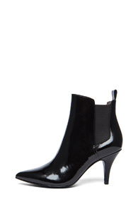 3.1 phillip lim Bounty Chelsea Ankle Boot in Black - Forward by Elyse Walker