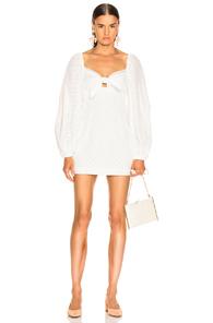 ALICE MCCALL Alice Mccall Gossip Girl Dress In White