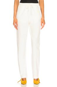 ACNE STUDIOS SWEAT PANT IN WHITE