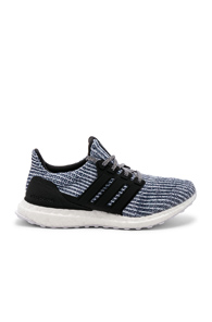 ADIDAS ORIGINALS ULTRABOOST PARLEY IN GRAY,BLUE
