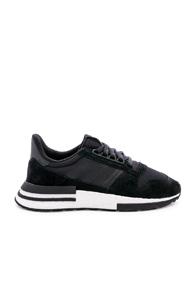 Adidas Originals Zx 500 Rm In Black