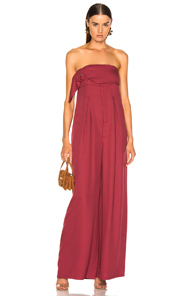 ATOIR Atoir Save This Heart Jumpsuit In Red