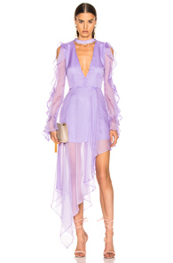 ATOIR Atoir Not Too Late Dress In Purple