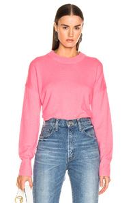 A.L.C. | A.L.C. Dilone Sweater in Pink | Goxip