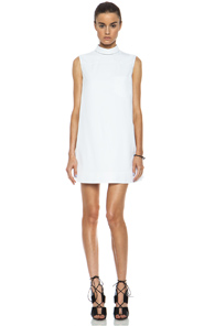 Alexander Wang Cotton Men's Shirt Dress in White