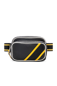 GIVENCHY BUM BAG IN BLUE