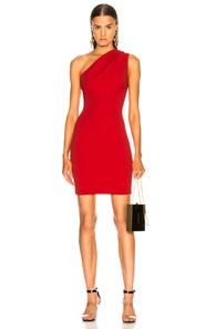 HANEY VALENTINA DRESS IN RED