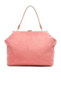 Mansur Gavriel Soft Elegant Bag in Pink