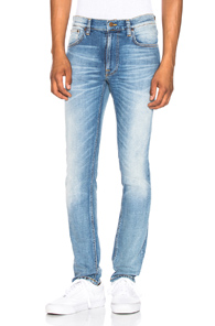 NUDIE JEANS LEAN DEAN IN BLUE