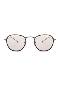 OLIVER PEOPLES EOIN IN METALLICS