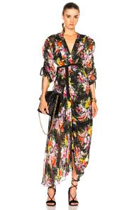 Photo of Preen by Thornton Bregazzi Cora Dress in Floral by Preen by Thornton Bregazzi dresses online