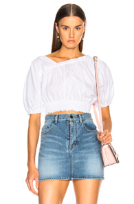 RACHEL COMEY DELIRIUM TOP IN WHITE