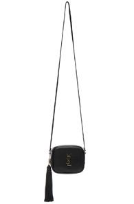 Saint Laurent Blogger Bag in Black
