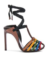 Majorelle 105 sandals