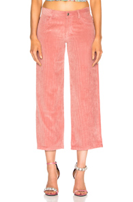 SANDY LIANG BOOTH PANTS IN PINK