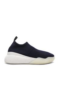 Slip-On 65Mm Sock Sneakers in Blue