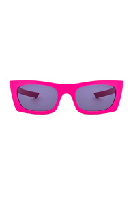 SUPER FRED SUNGLASSES IN PINK