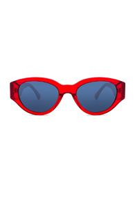 SUPER DREW MAMA IN RED