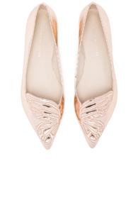 Photo of NICHOLAS Floral Lace Eva Top in Pink shop NICHOLAS shoes