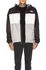 THE NORTH FACE | The North Face Duplicity Jacket in Black,Gray,White | Goxip