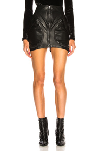 TRE GIOVANNA SHORT IN BLACK