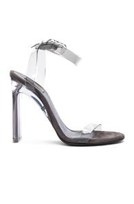 Yeezy PVC Ankle Strap Sandal 110mm Heel