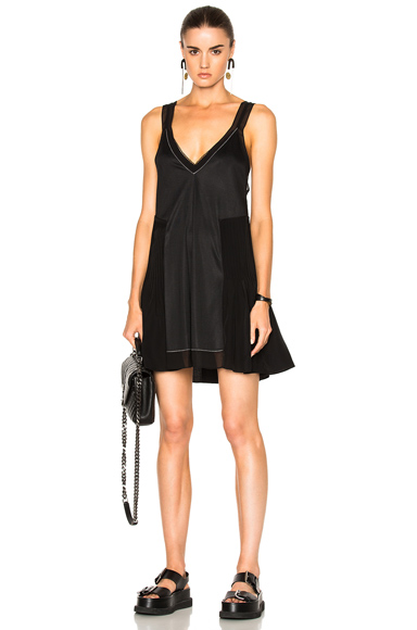 31 phillip lim Tank Dress in Black