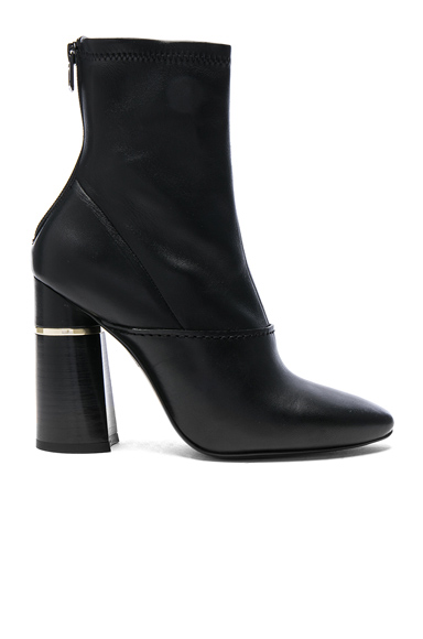 31 phillip lim Kyoto Leather Boots in Black
