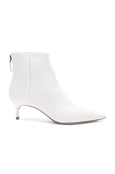 Alexandre Birman Kittie Boot in White