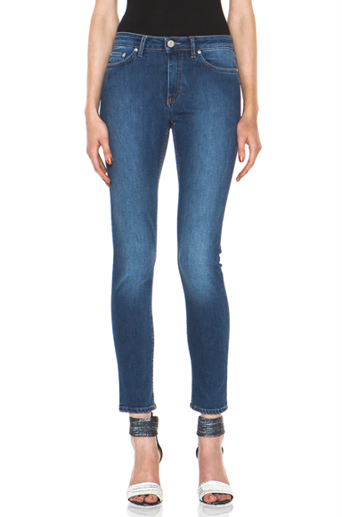 ACNE STUDIOS | Skin 5 Jean in Used Blue