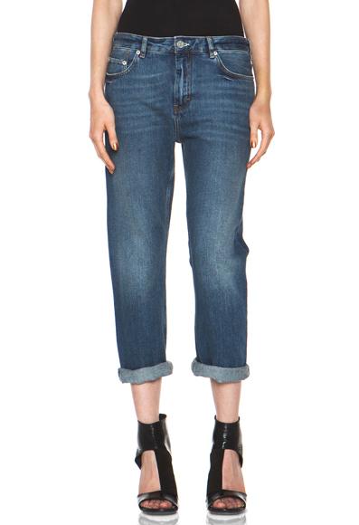 ACNE STUDIOS   Pop Jean in Vintage Blue