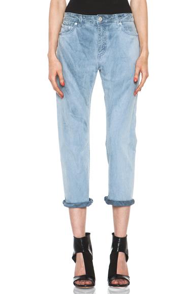 ACNE STUDIOS | Pop Jean in Hand Dye Sky