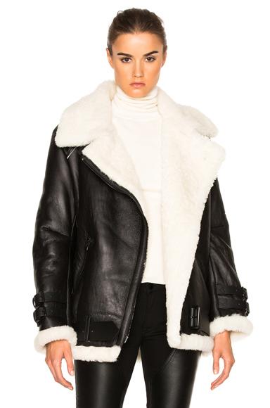 Acne Studios Velocite Jacket in Black)