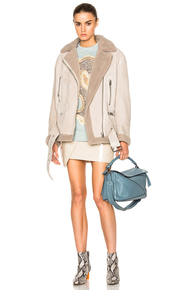Acne Studios More She Sue in Neutrals,34,40)