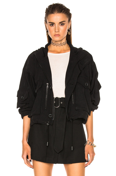 Acne Studios Loki Jacket in Black