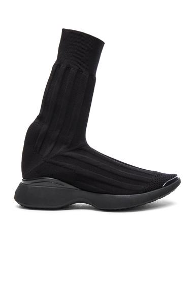 Acne Studios Batilda Sneakers in Black
