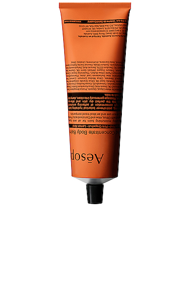 Aesop Rind Concentrate Body Balm Tube.