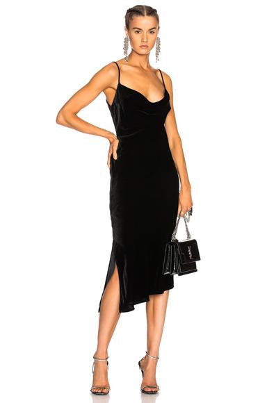 AG Adriano Goldschmied Gia Dress in Black