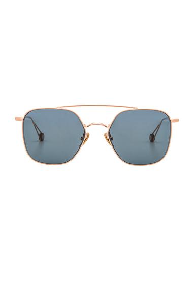 Ahlem Concorde Sunglasses in Metallics.