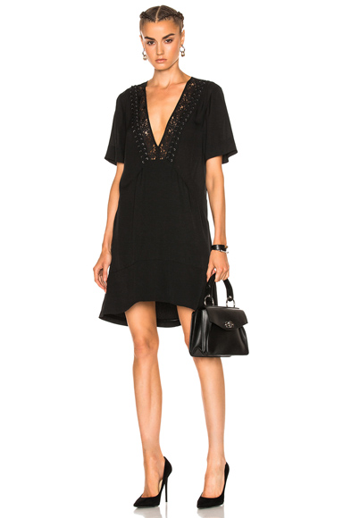 ALC Joelle Dress in Black