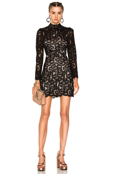 ALC Nova Dress in Black