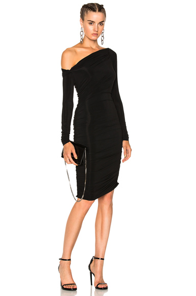 ALC Etta Dress in Black