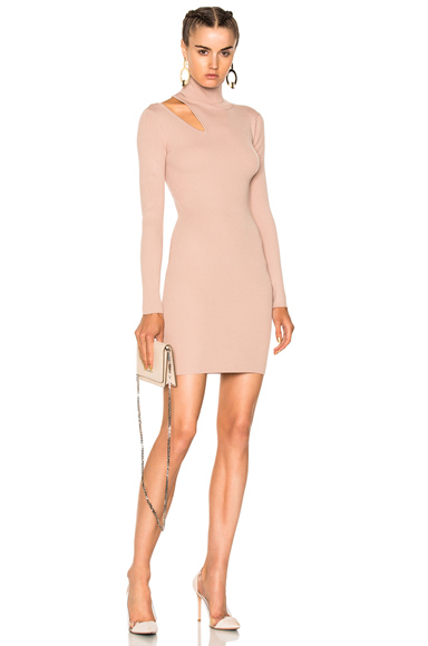 ALC West Dress in Neutrals