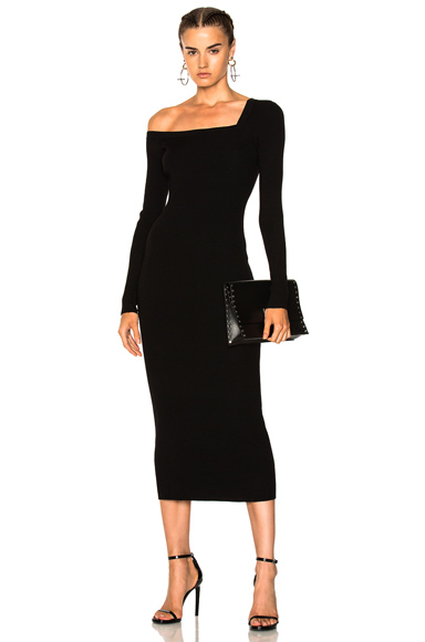 ALC Brynn Dress in Black