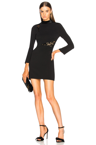 ALC Alix Dress in Black
