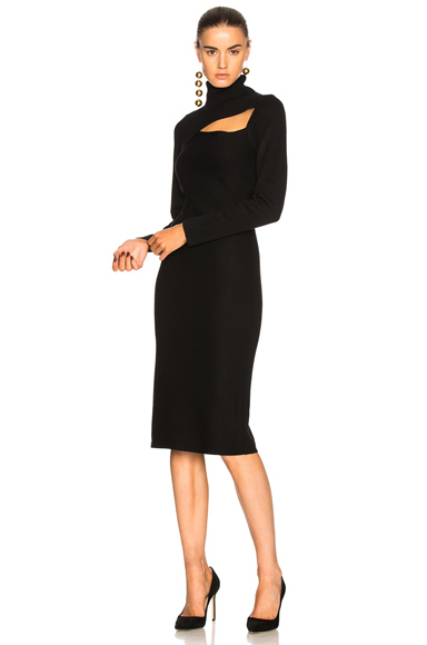 ALC Montero Dress in Black