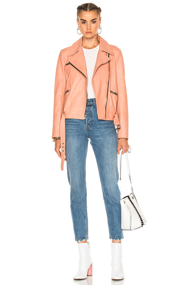 ALC Duvall Jacket in Pink