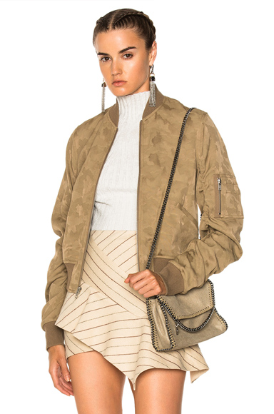 A.L.C. Andrew Jacket in Abstract, Neutrals