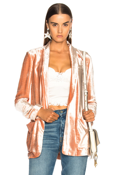ALC Ford Jacket in Pink